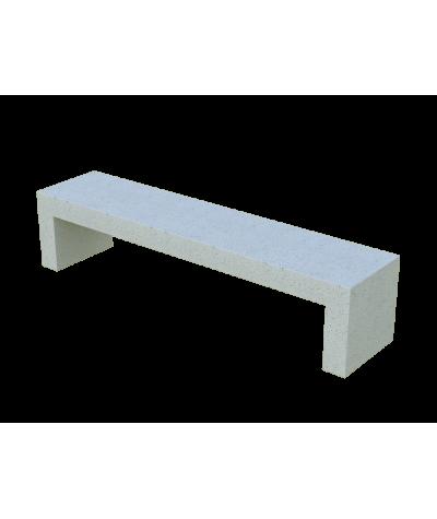 Скамья бетонная Bench