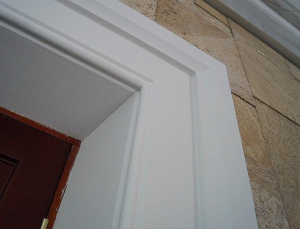 Дверное обрамление для главного корпуса ОГАСА